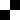 damier noir-blanc
