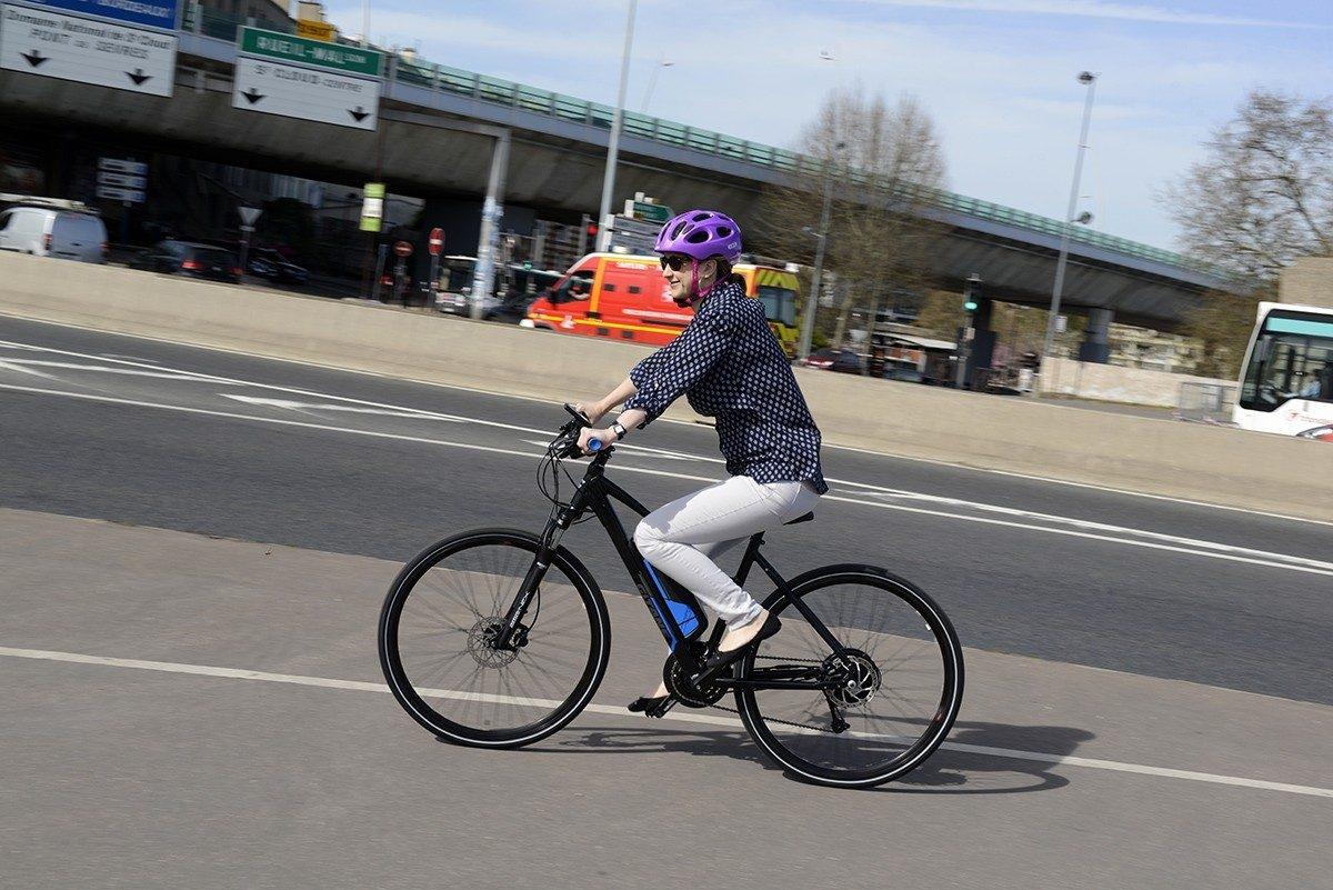 Vélo Shaper 400 loterie Novap