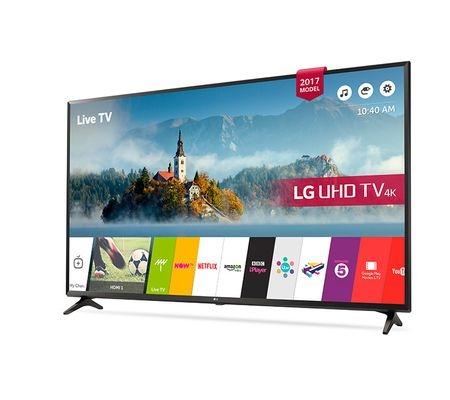 TV LG - loterie Novap