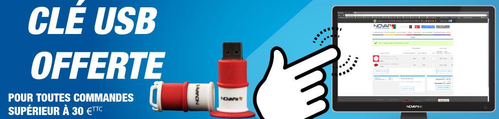 Promo Clé USB offerte