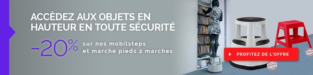 Promo MOBILSTEP - Marchepied