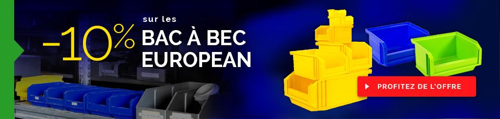Bacs a bec european